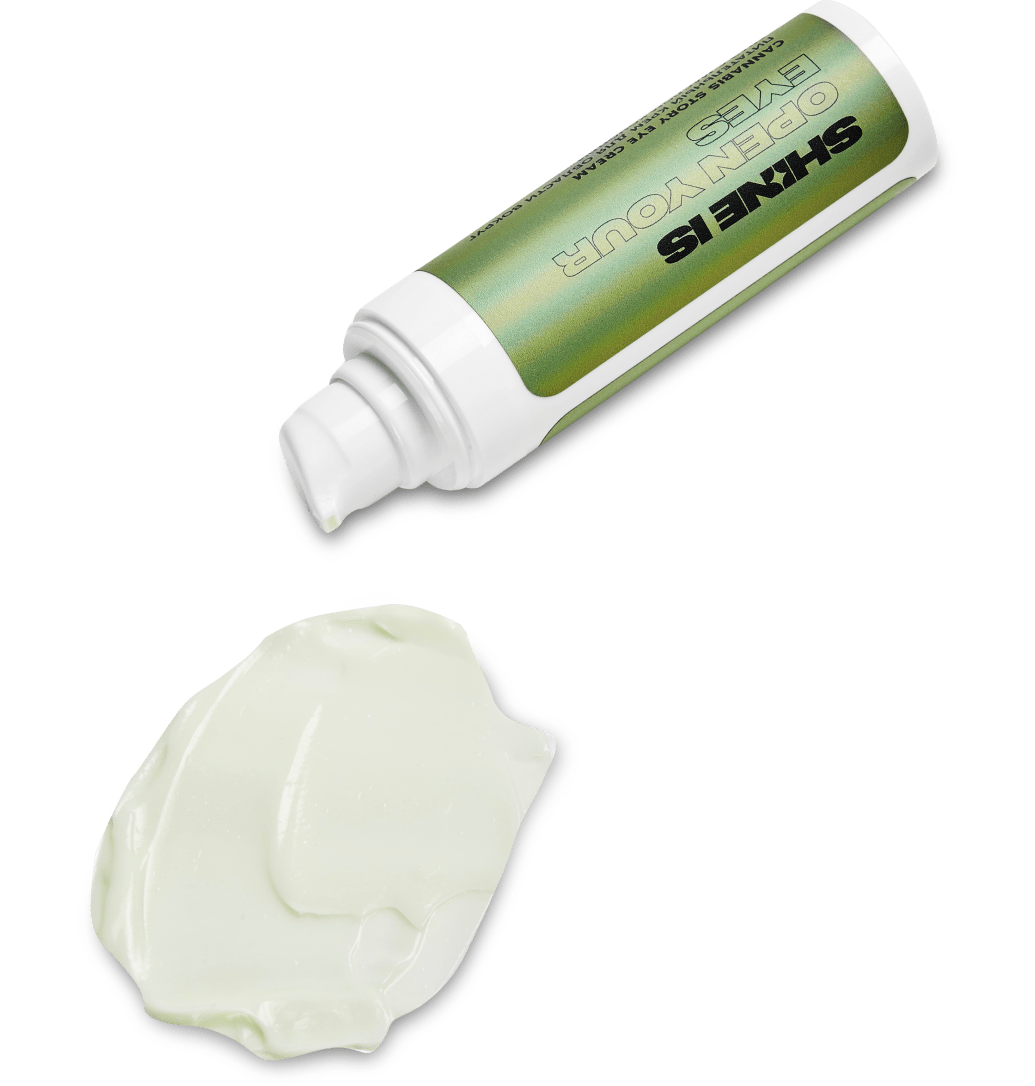Cannabis Story Eye Cream